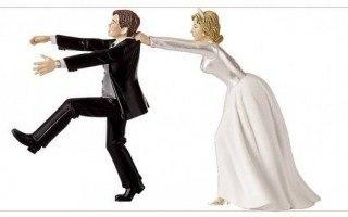 SHOCKING! 1 op de 5 komt niet opdagen op eigen bruiloft!