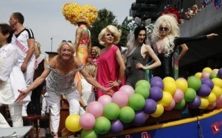 Gay Pride & Canal Parade
