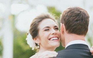 Een Hollywood smile op jouw trouwdag!
