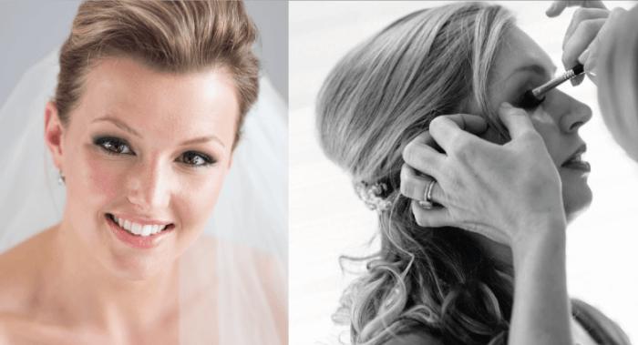 Klassieke bruidslook van Jamie Viguurs; Blushing Brides by JV