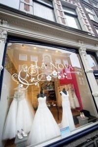 bruidsmode winkel la nova