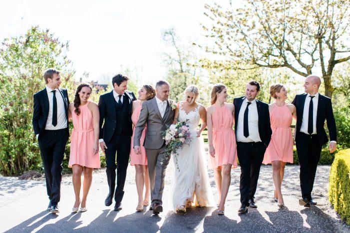 Trouwbeurs jullie feestje bruidspaar