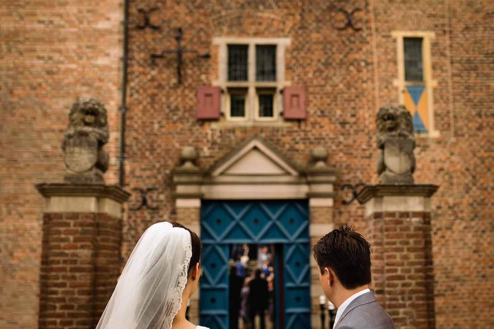 bruidsfotografie-kasteel-trouwen-entree