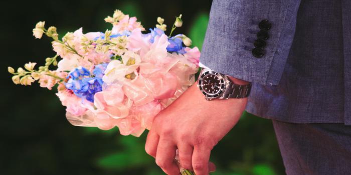 Maatpak-Heren-Pak-bloemen
