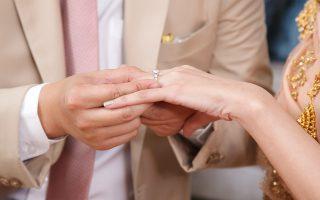 Diamanten trouwring: symbool voor liefde