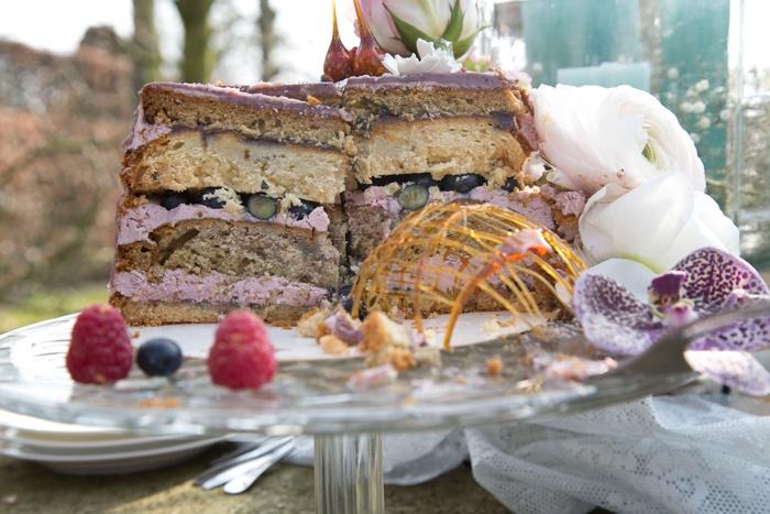 Cheffis pastries huwelijkstaart sweet table