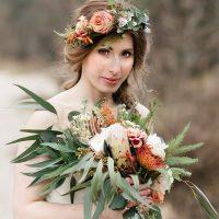 Esther van 't Zelfde Bruidsmake-up Styled Fotoshoot