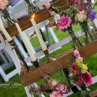 C'est La Vie Weddings & Events styling shoot